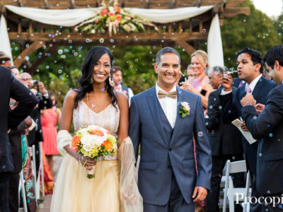 Running Hare Vineyard Wedding | Rama and Jay